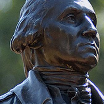 George Washington University tile