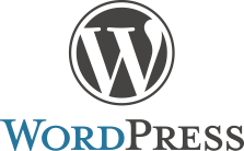 We build with WordPress