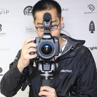 Videographers at Giveback DC