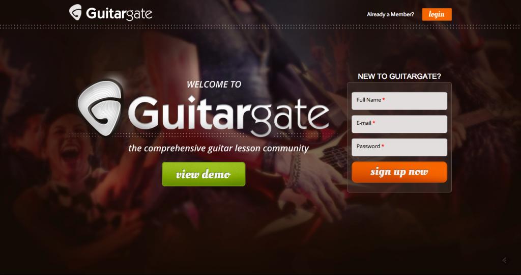 guitargate-drupal-sneakpeek