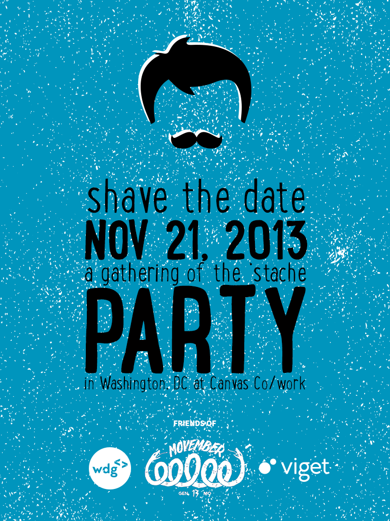 Shave the Date for A Gathering of The 'Stache.