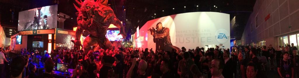 E3 Show Floor