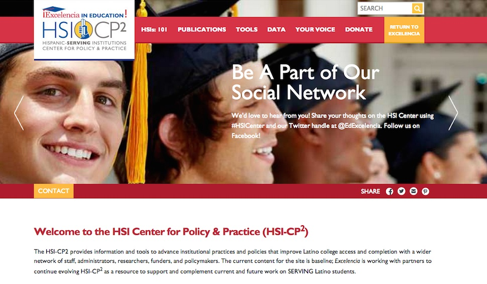 HSI Home Page
