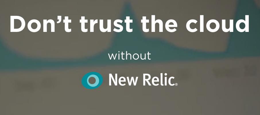 New Relic tagline