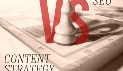 The Battle Between Content Strategy and SEO