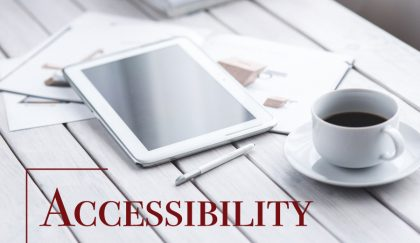 Web accessibility and web development