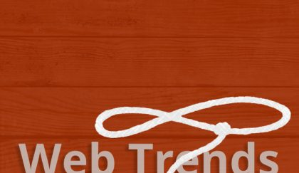Web Trends Roundup