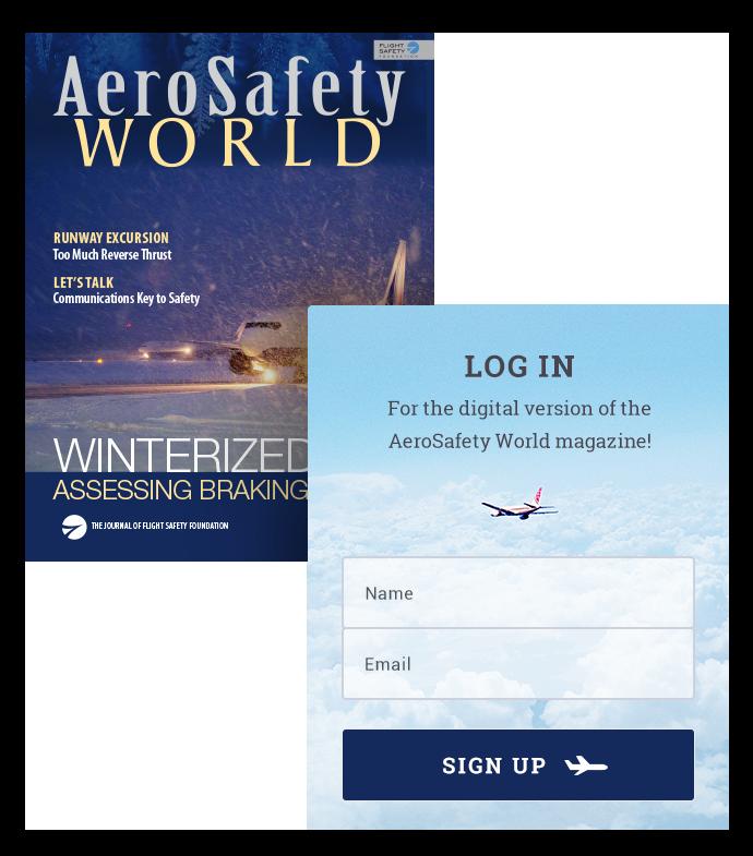 Flight Safety Foundation WordPress integration with AeroSafety World