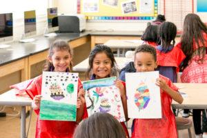 art classroom school