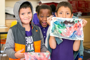 trues dell elementary student art