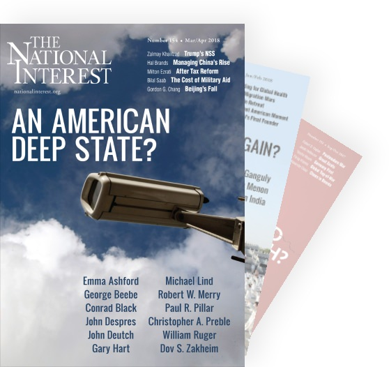 The National Interest Magazine