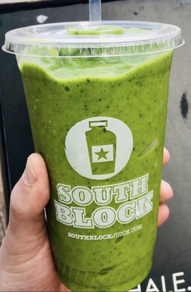 Super Block Green Smoothie