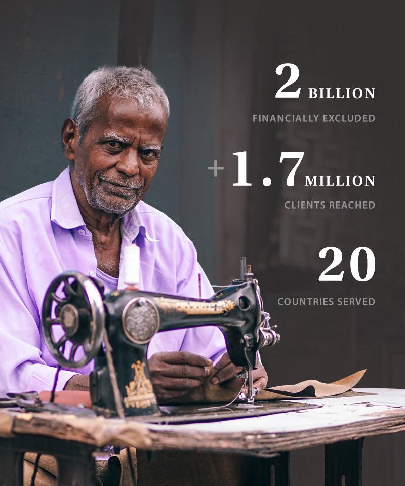 FINCA Impact financial statistics