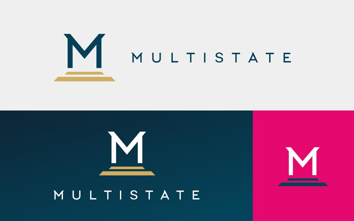 MultiState logos