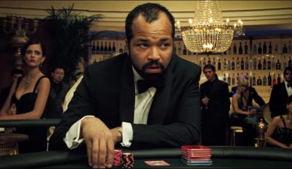 Poker scene from James Bond: Casino Royale.