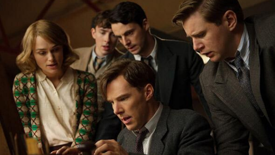 Imitation Game movie clip.